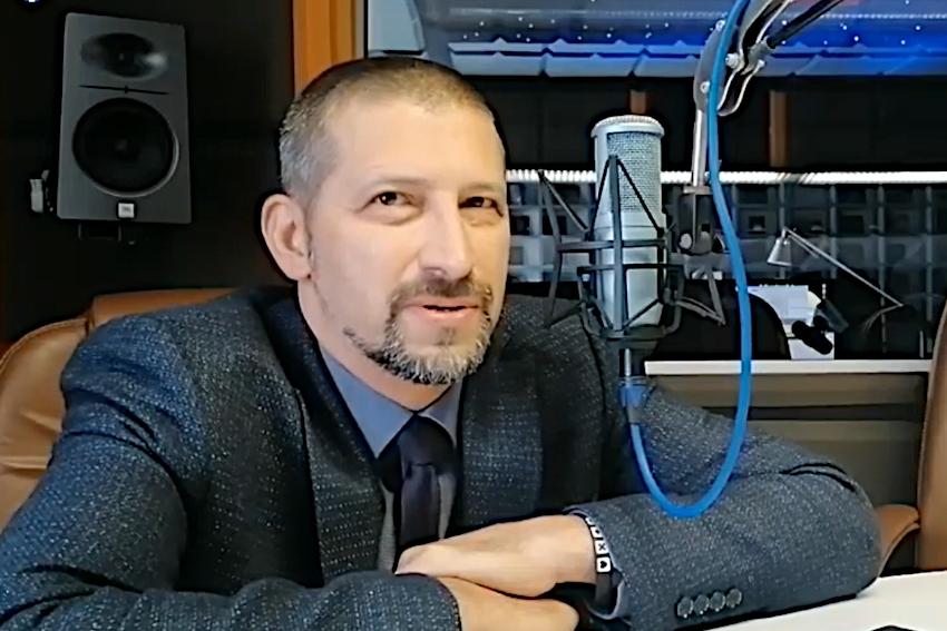 21.09.2021 - Gościem dnia był Janusz Trzęsimiech