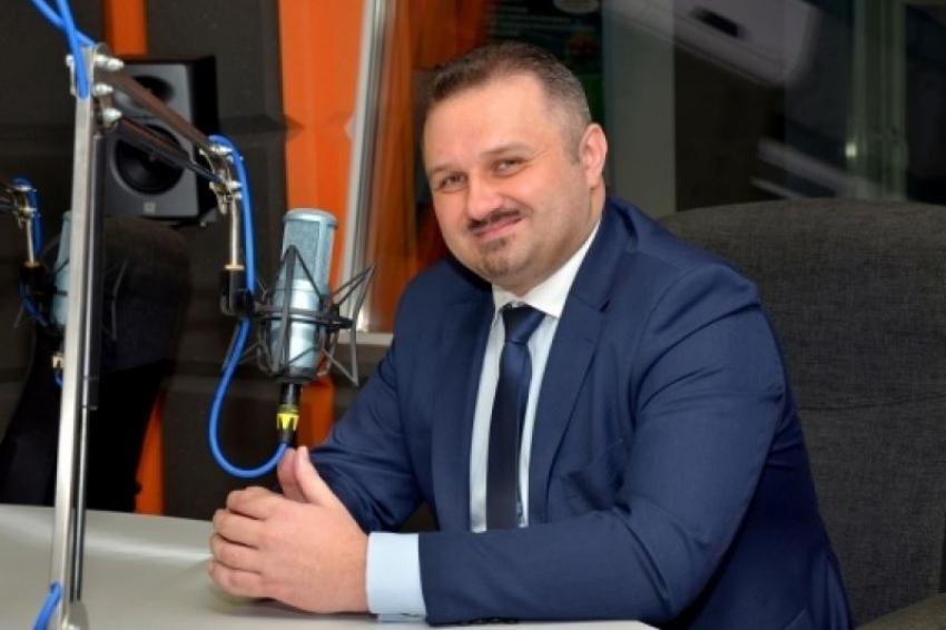 14.05.2020 - Gościem Dnia Radia Nysa był dzisiaj Daniel Palimąka