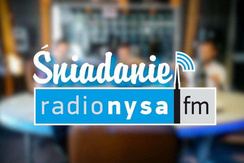 17.07.2021 - Gośćmi Śniadania Radia Nysa byli Andrzej Kruczkiewicz, Artur Rolka oraz Daniel Palimąka.