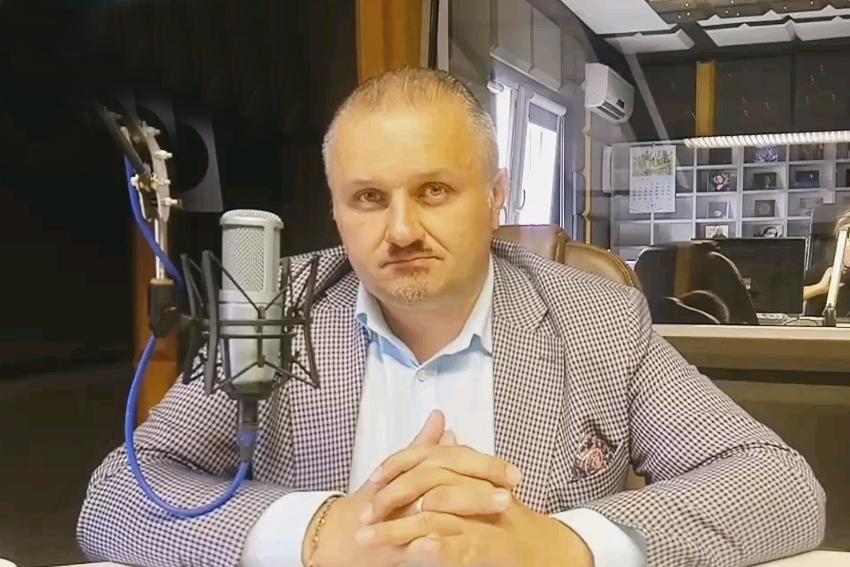 16.10.2020 - Gościem Dnia Radia Nysa był Daniel Palimaka