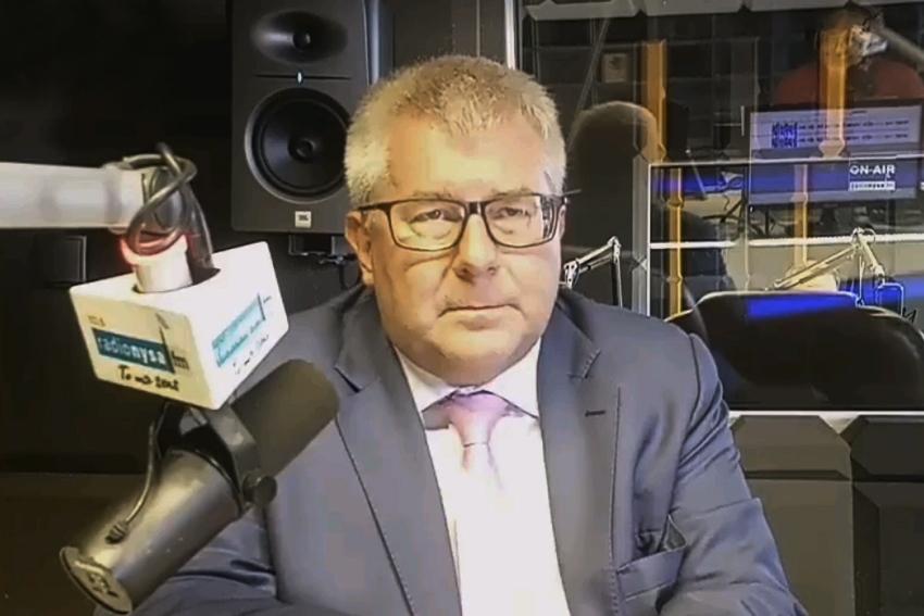 14.09.2020 - Gościem Dnia Radia Nysa był Ryszard Czarnecki