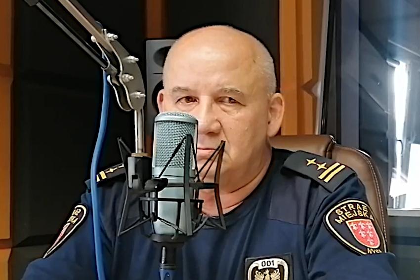 14.09.2021 - Gościem Radia Nysa był dzisiaj Grzegorz Smoleń