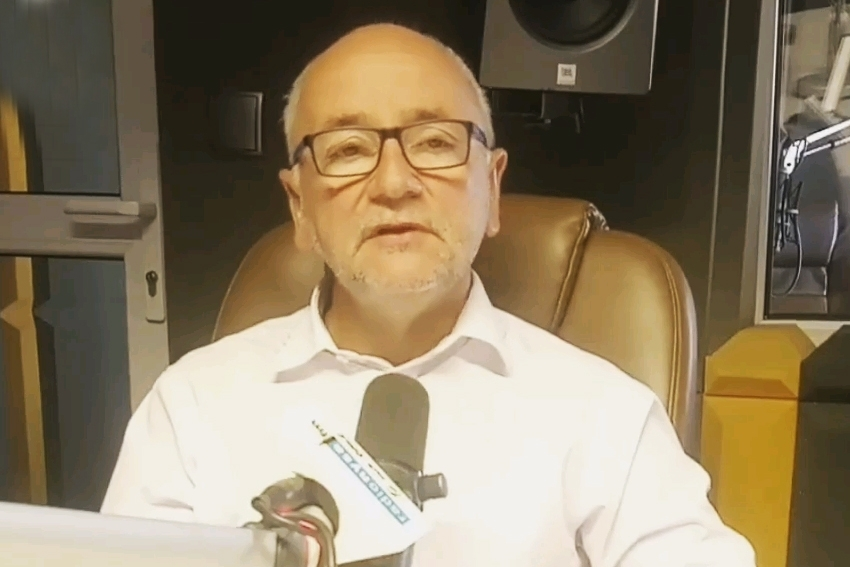 28.06.2021 - Gościem Dnia Radia Nysa był Edward Szupryczyński