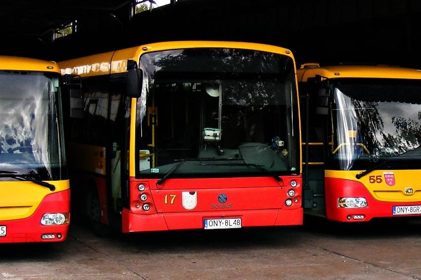 Od soboty obowiązują nowe limity pasażerów w MZK