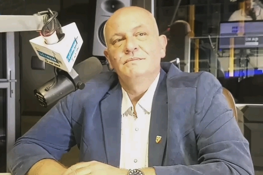 25.08.2021 - Gościem Dnia Radia Nysa był Andrzej Kruczkiewicz
