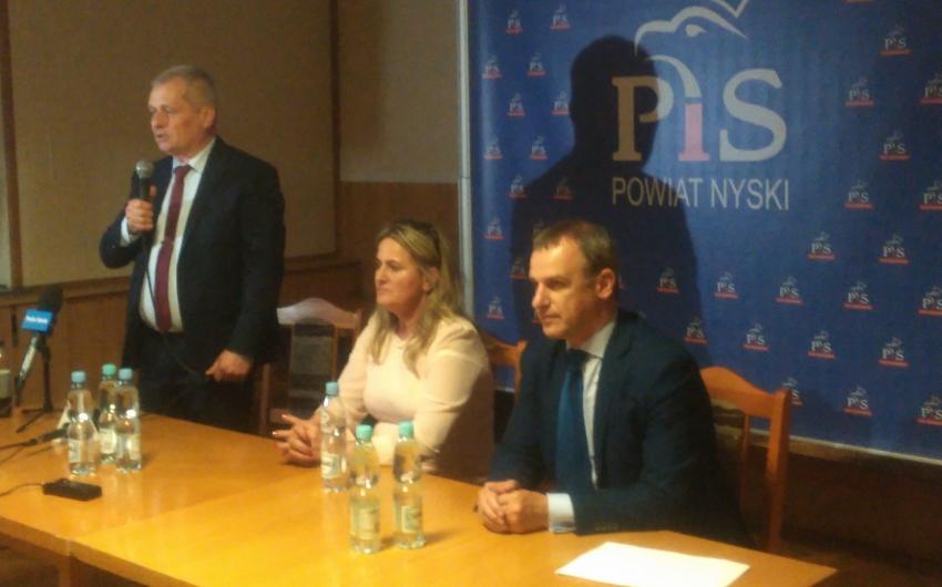 Poznaliśmy kandydatów do europarlamentu z opolskiego PiS-u