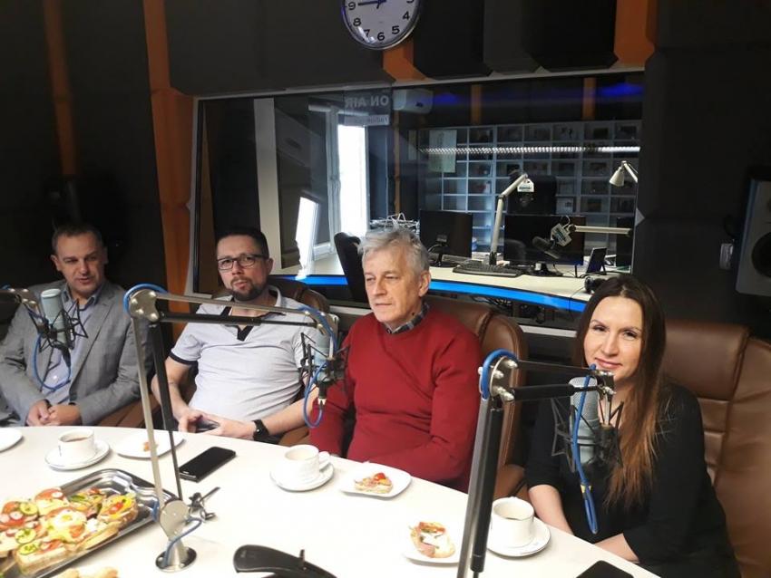 13.04.2019 - Śniadanie o Kulturze