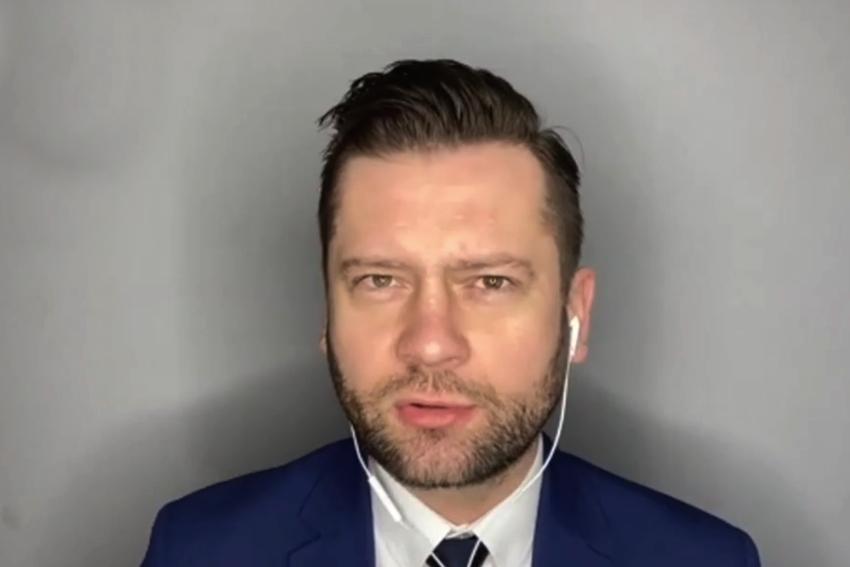 14.12.2020 - Gościem Dnia Radia Nysa był Kamil Bortniczuk