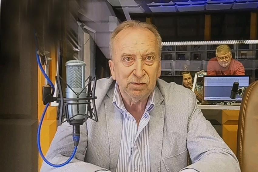 15.10.20 - Gościem Dnia Radia Nysa był Jan Woźniak