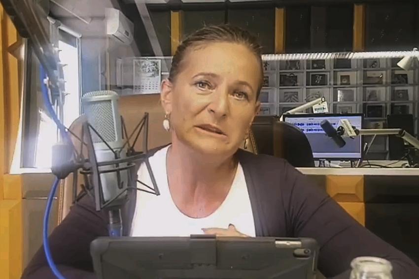 15.09.2020 - Gościem Dnia Radia Nysa była Katarzyna Czochara