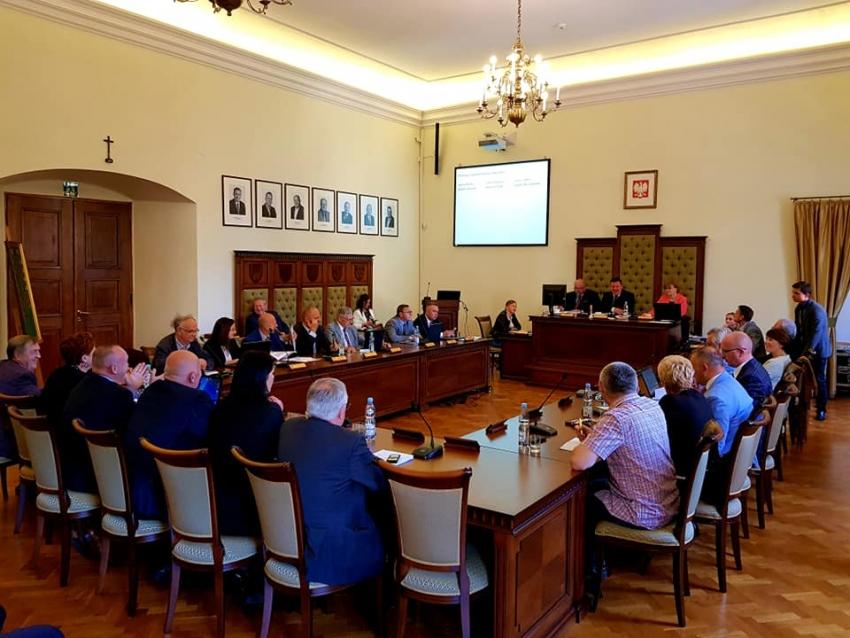 Dzisiaj sesja rady powiatu nyskiego