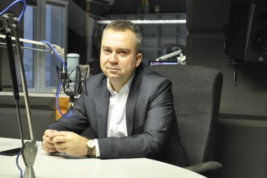 03.09.2019 - Gość Dnia Radia Nysa Piotr Woźniak