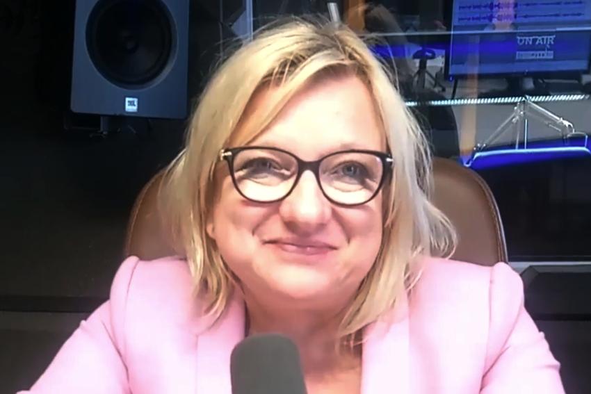 04.12.2020 - Gościem Radia Nysa była Beata Kempa