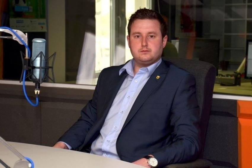 04.06.2020 - Gościem Dnia Radia Nysa był Adam Raczyński
