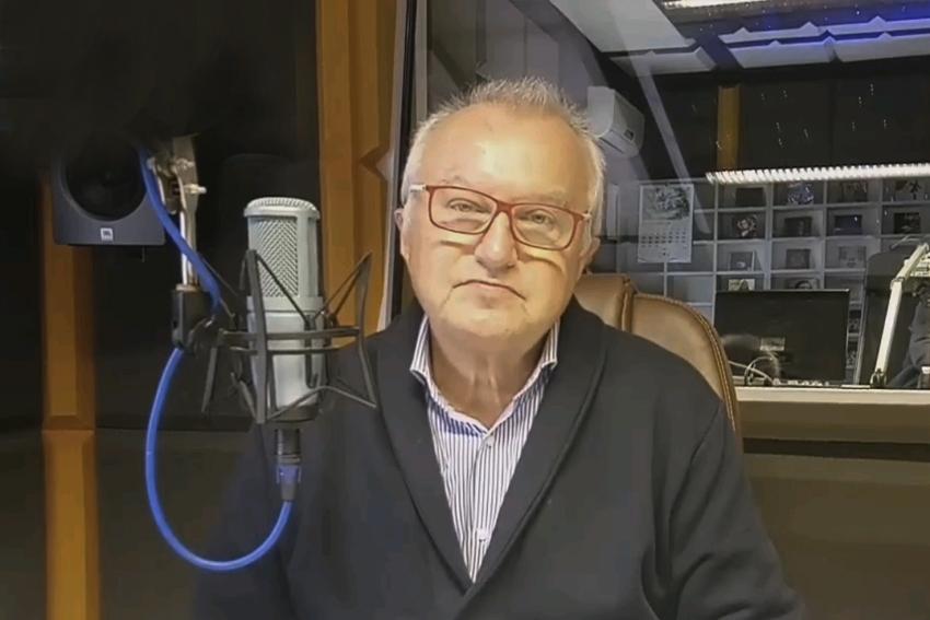 07.09.2020 - Gościem Dnia Radia Nysa był Bogusław Wierdak