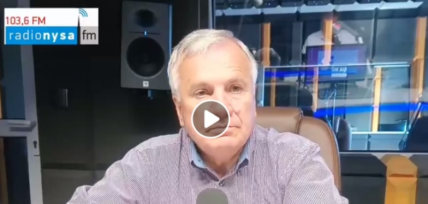 30.08.2019 - Gość Radia Nysa Adam Fujarczuk