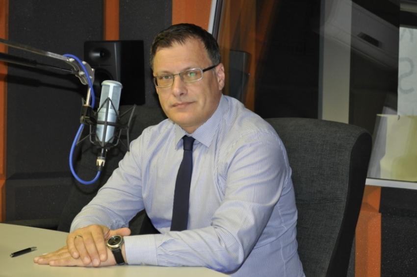 30.12.2019 - Gość Dnia Radia Nysa był dzisiaj Kordian Kolbiarz, Burmistrz Nysy.
