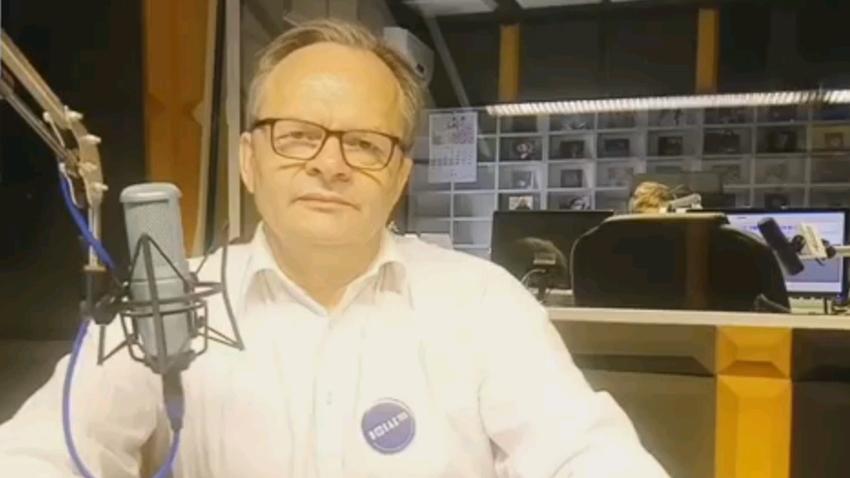 17.06.2020 - Gościem Dnia Radia Nysa był Longin Bartnik