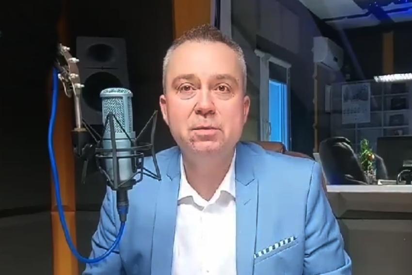 29.12.2020 - Gościem Radia Nysa był Piotr Woźniak