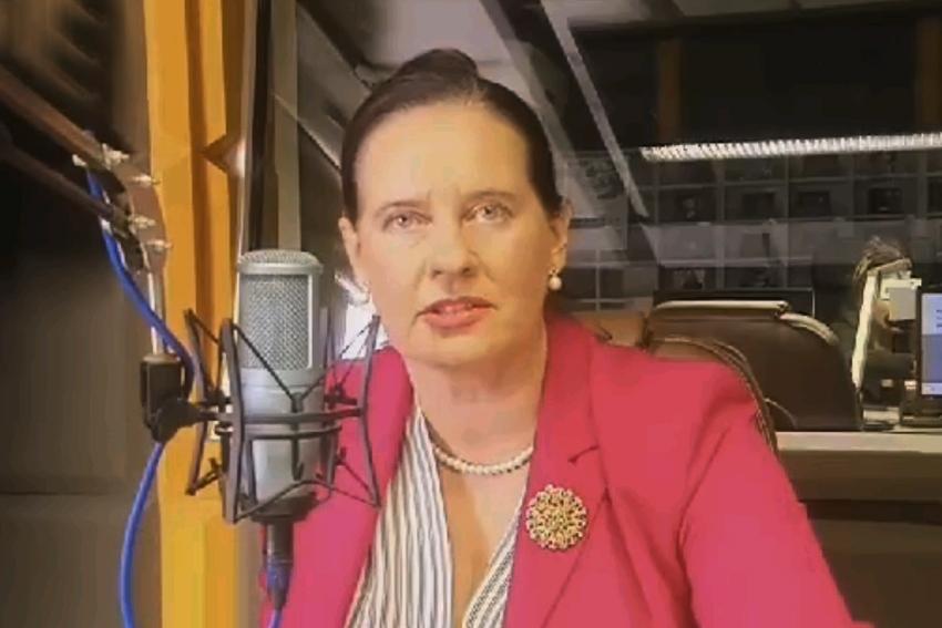 28.04.2021 - Gościem Radia Nysa była Violetta Porowska