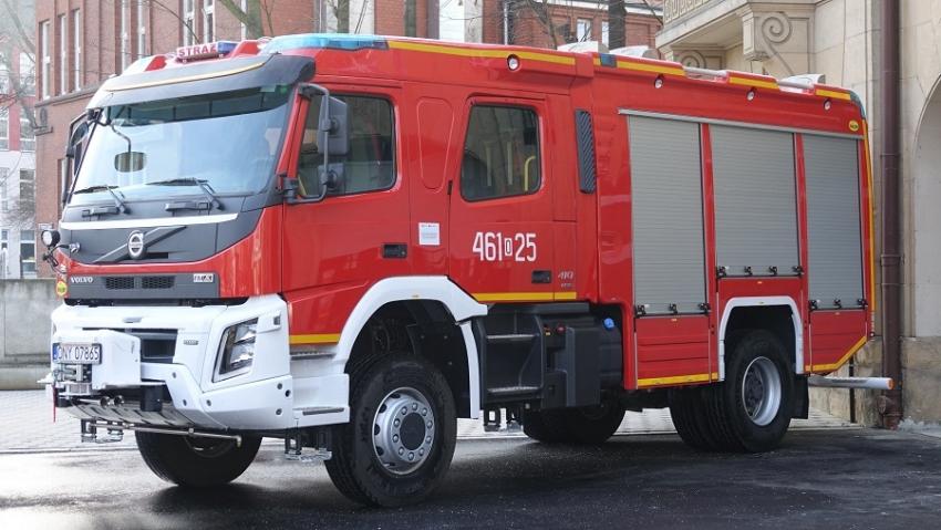 Nowe wozy strażackie trafią do OSP w powiecie nyskim