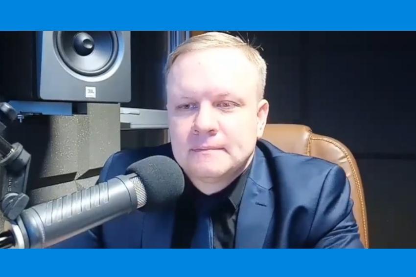 16.07.2021 - Gościem Dnia Radia Nysa był Mecenas Krzysztof Kiełbicki