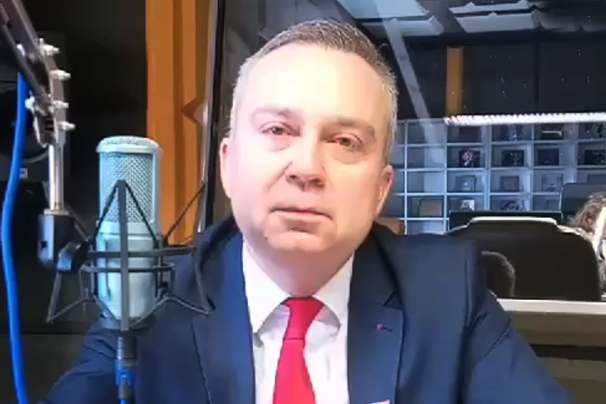 10.06.2021 - Gościem Dnia Radia Nysa był Piotr Woźniak