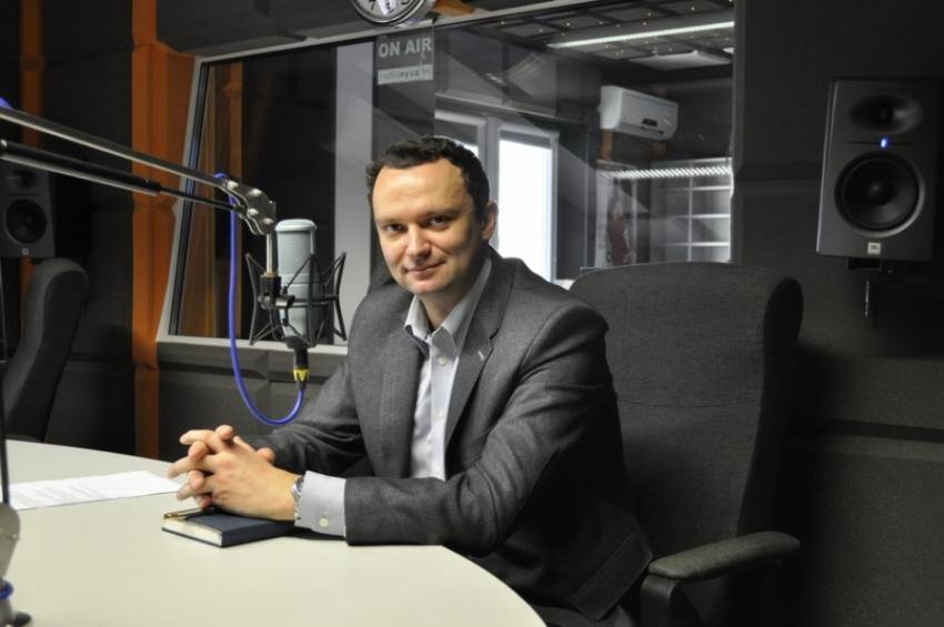 05.09.2019 - Gość Dnia Radia Nysa Artur Rolka