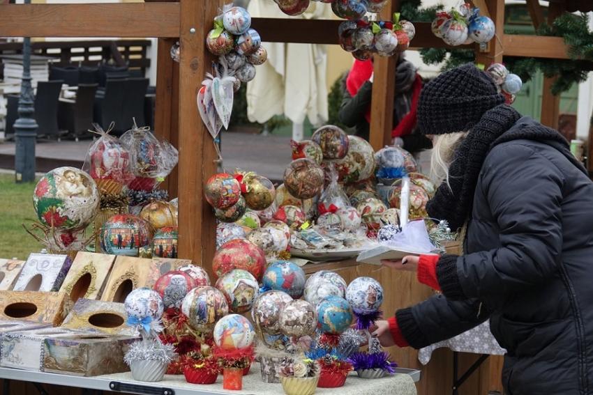 Bastion św. Jadwigi zaprasza na Jarmark Bożonarodzeniowy