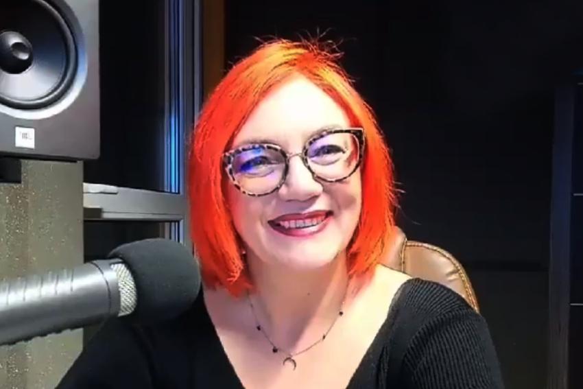 24.06.2021 - Gościem Dnia Radia była Teresa Czarnołęska