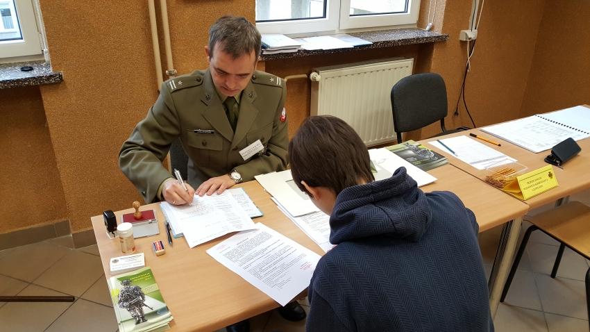 Startuje kwalifikacja wojskowa w powiecie nyskim