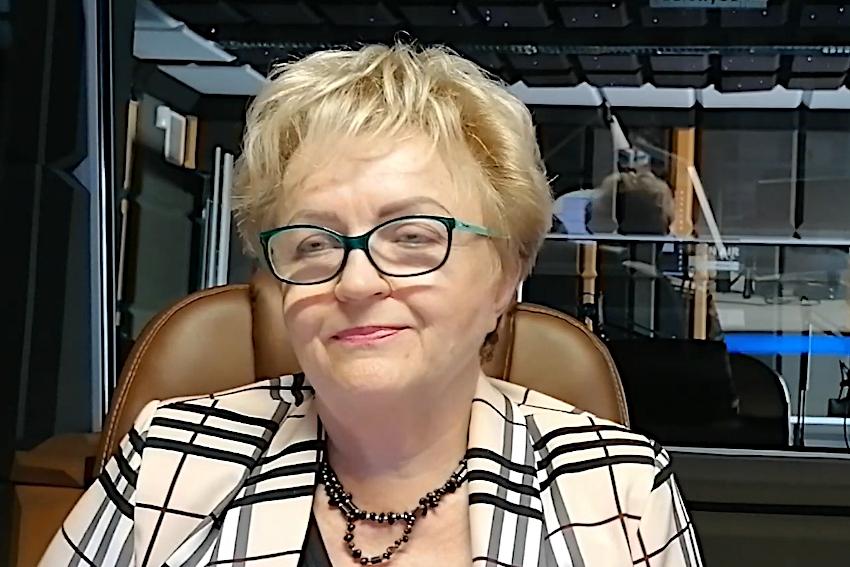 16.09.2021- Gościem Radia Nysa była dr Bożena Węcka