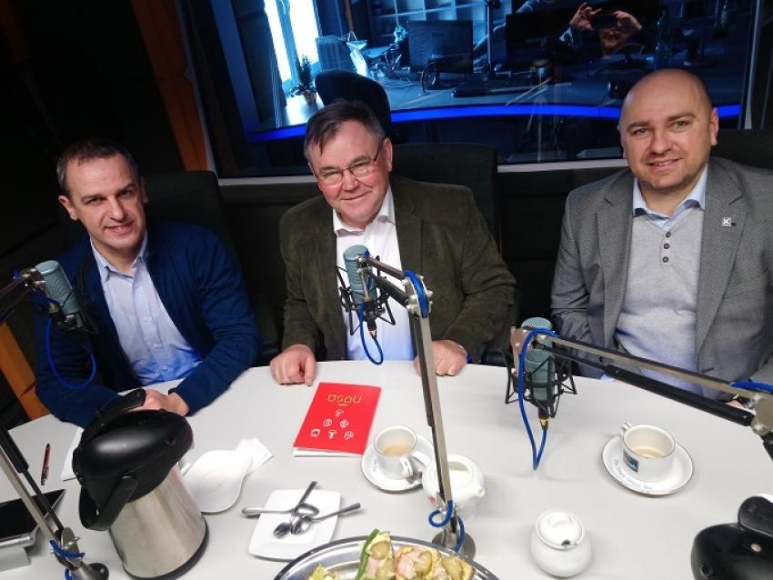 03.03.2018 sobotnie śniadanie - żołnierze wyklęci, polityka historyczna
