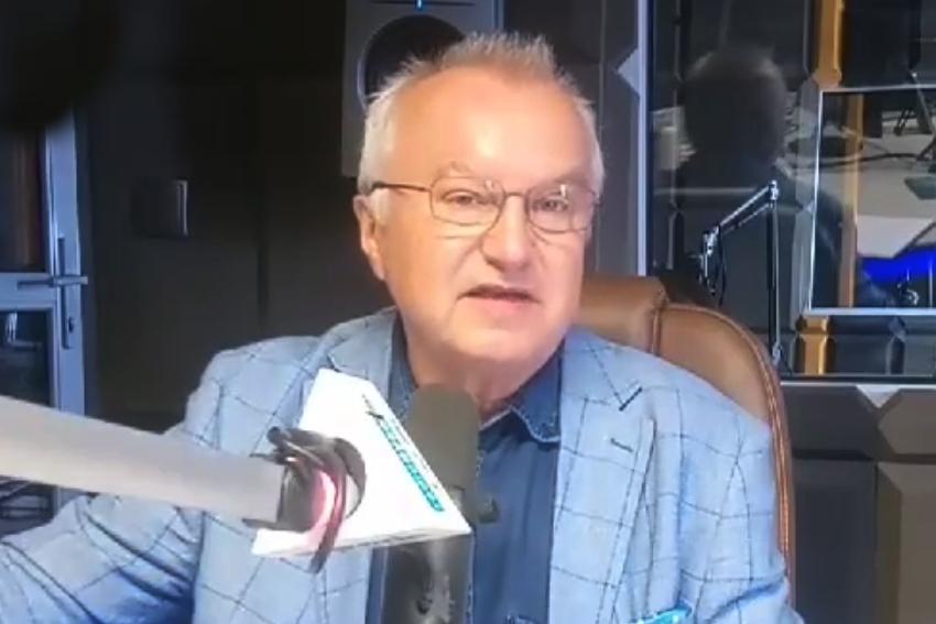 10.09.2020 - Gościem Dnia Radia Nysa był Bogusław Wierdak