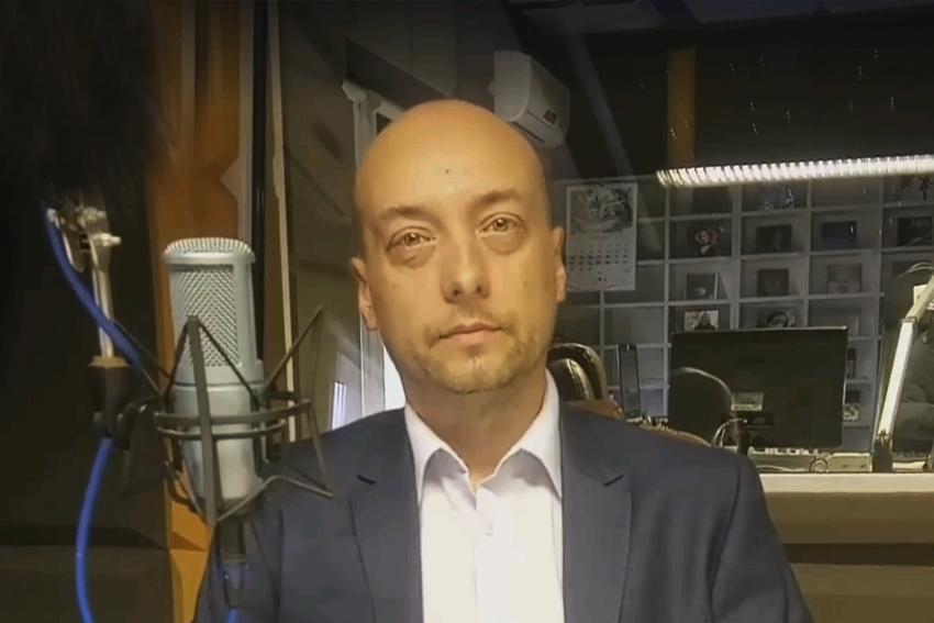 10.09.2020 - Gościem Dnia Radia Nysa był Artur Pieczarka