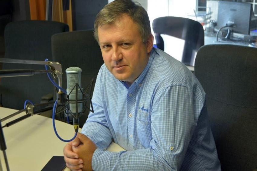 29.05.2019 Gość Radia Nysa Mariusz Kozaczek