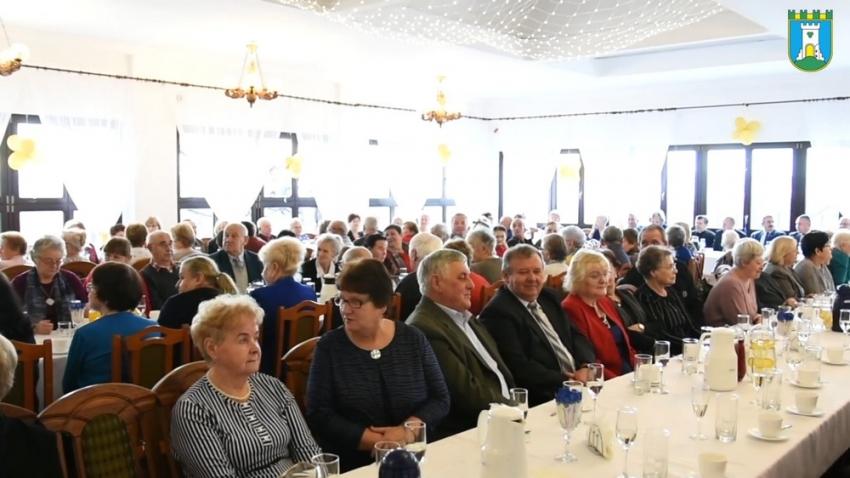 Noworoczne spotkanie Związku Emerytów i Rencistów