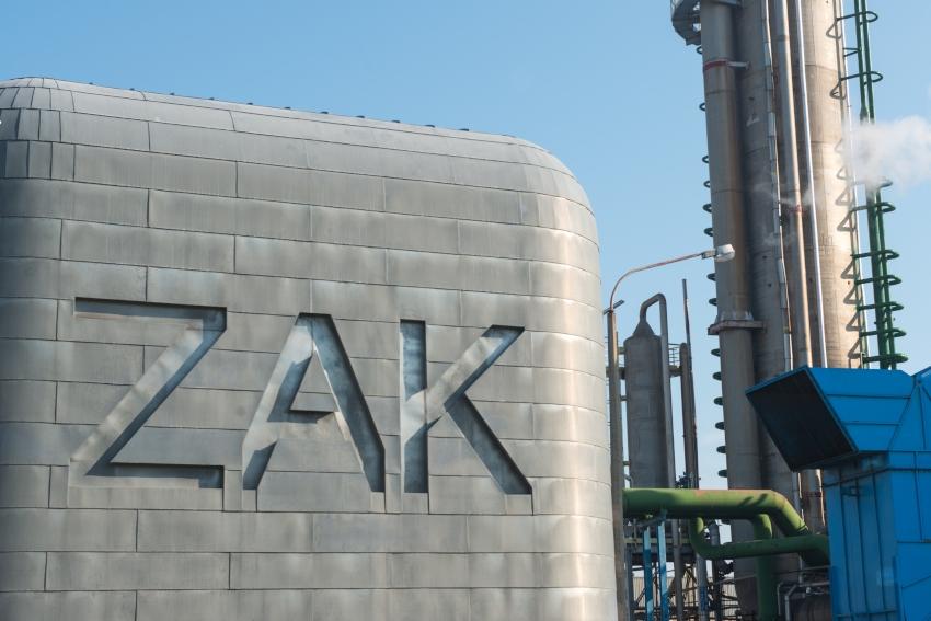 Grupa Azoty ZAK - innowacyjny projekt dozowania tlenu!